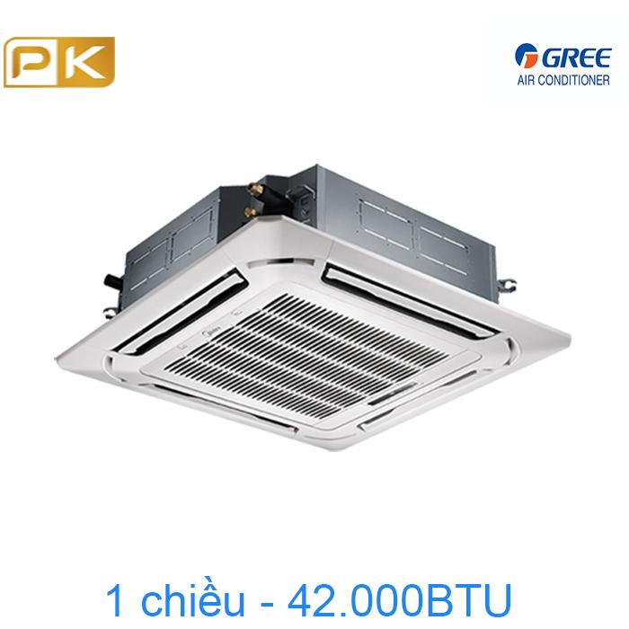 Điều hòa âm trần 1 chiều Gree 42000Btu GU125T/A-K/GUL125W/A-M/TF06