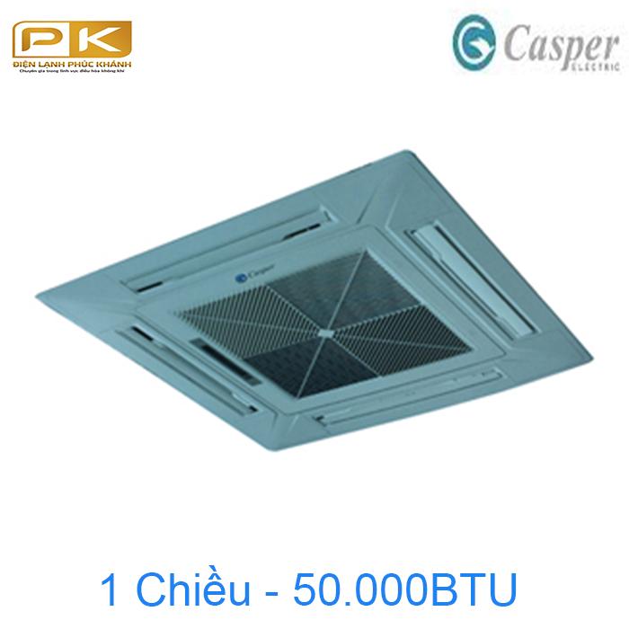 Điều hòa âm trần Casper 1 chiều 50.000Btu CC-50TL11