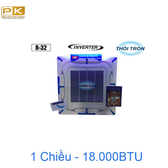 Điều hòa âm trần Daikin 1 chiều inverter 18000BTU FCF50CVM/RZF50CV2V