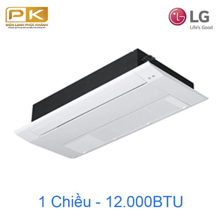 Điều hòa âm trần LG 1 chiều inverter 12000Btu ATNQ12GULA1