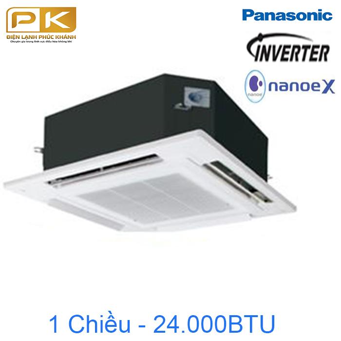 Điều hòa âm trần Panasonic 1 chiều 24000Btu Inverter S-24PU2H5-8/U-24PS2H5-8