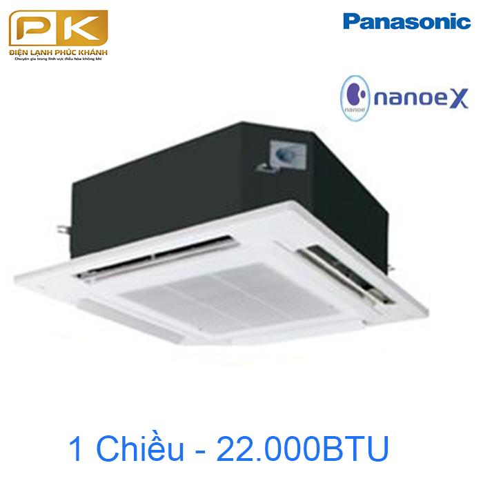 Điều hòa âm trần Panasonic 1 chiều 22.000Btu S-22PU1H5/U-22PV1H5