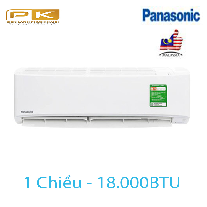 Điều hòa Panasonic 1 chiều 18000Btu N18VKH-8