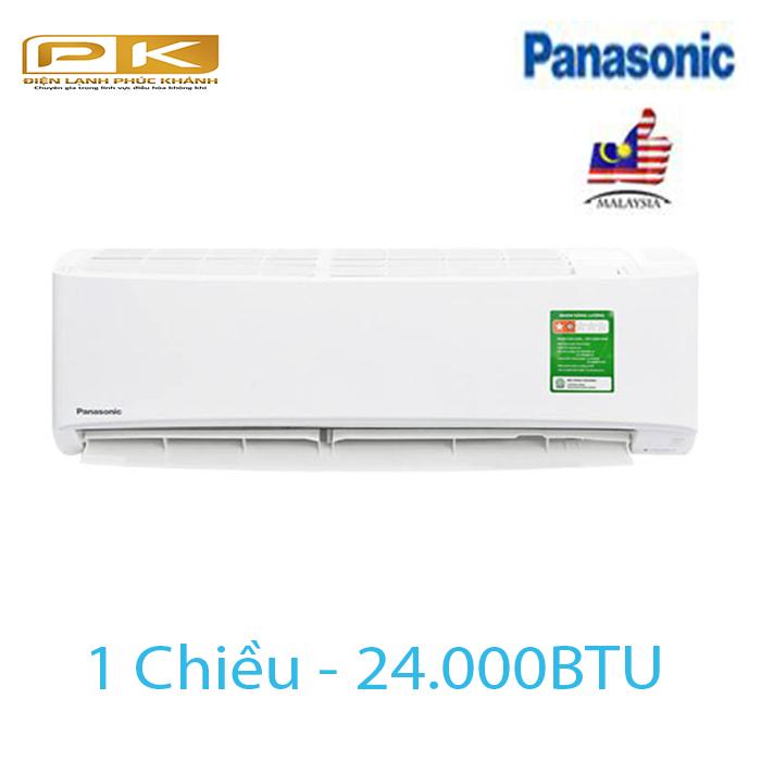 Điều hòa Panasonic 1 chiều 24000Btu N24VKH-8
