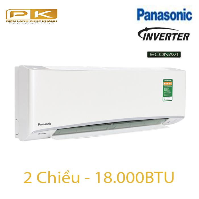 Điều hòa Panasonic 2 chiều inverter 18000Btu Z18VKH-8