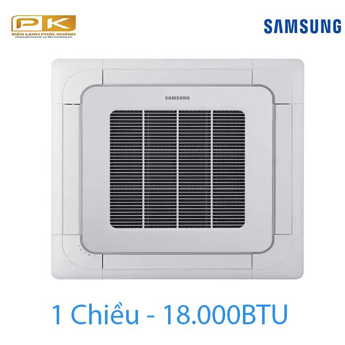 Điều hòa âm trần Samsung 1 chiều 18.000btu AC052NN4SEC/EA
