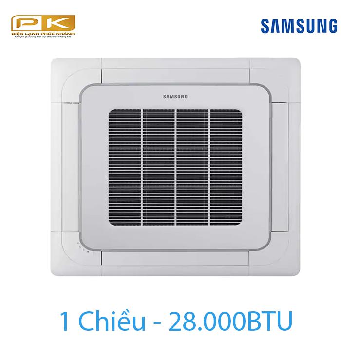 Điều hòa âm trần Samsung 1 chiều công suất 28.000Btu AC090NN4SEC/EA