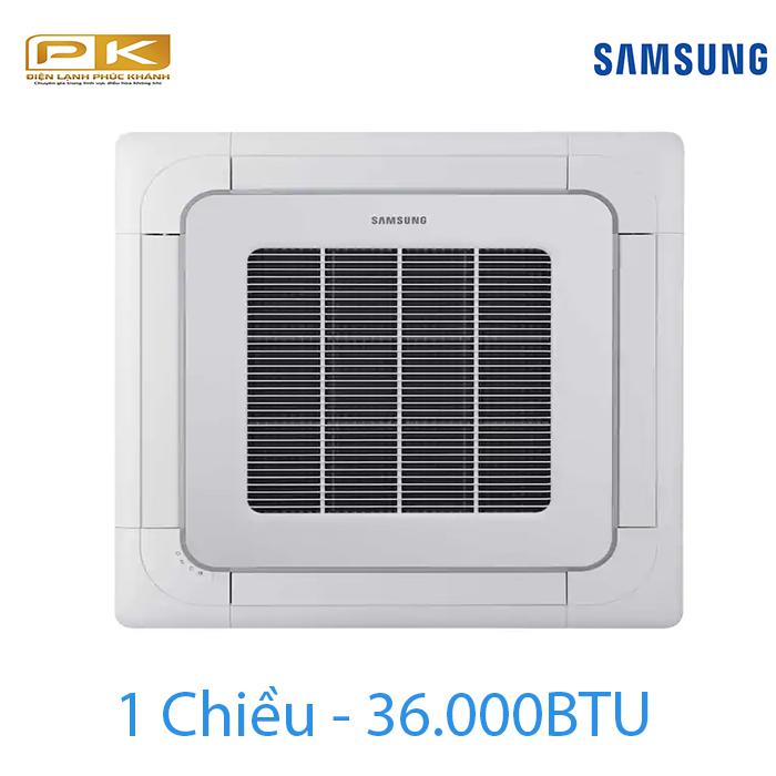 Điều hòa âm trần Samsung 1 chiều điện 3 pha công suất 36.000Btu AC100NN4SEC/EA