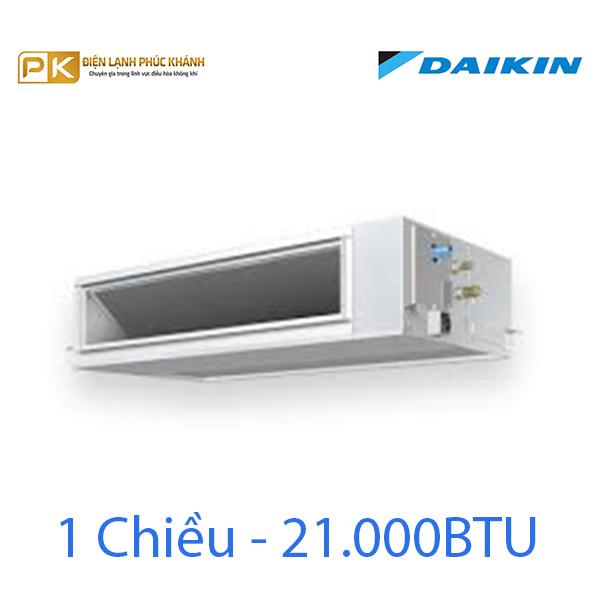 Điều hòa nối ống gió Daikin 21000Btu FDBNQ21MV1